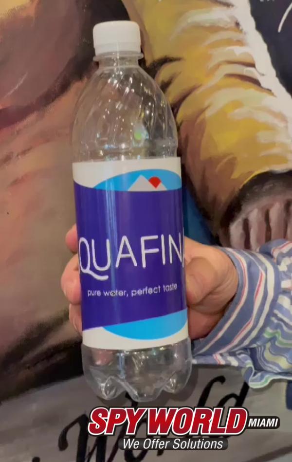 WIFI Hidden Camera Water Bottle